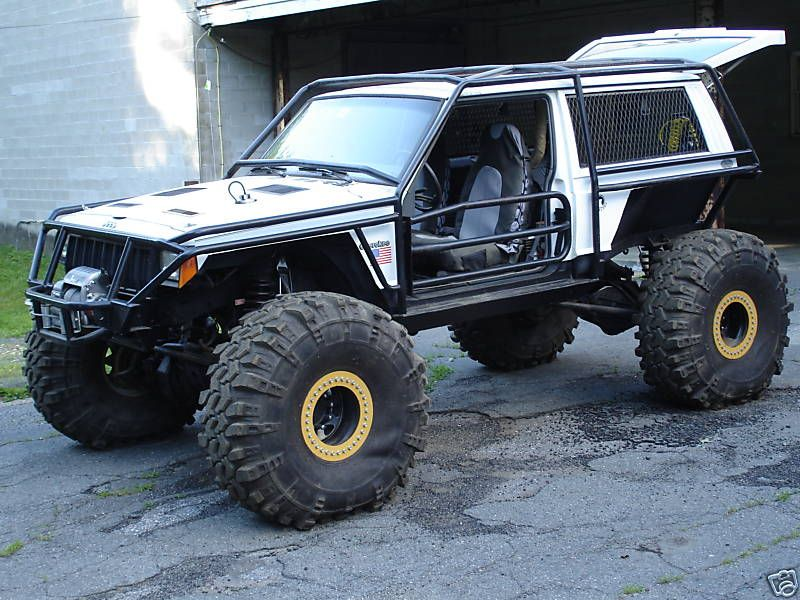 Custom Xj Crawler Pirate4x4 Com 4x4 And Off Road Forum Jeep Xj Jeep Cherokee Xj Jeep Xj Mods