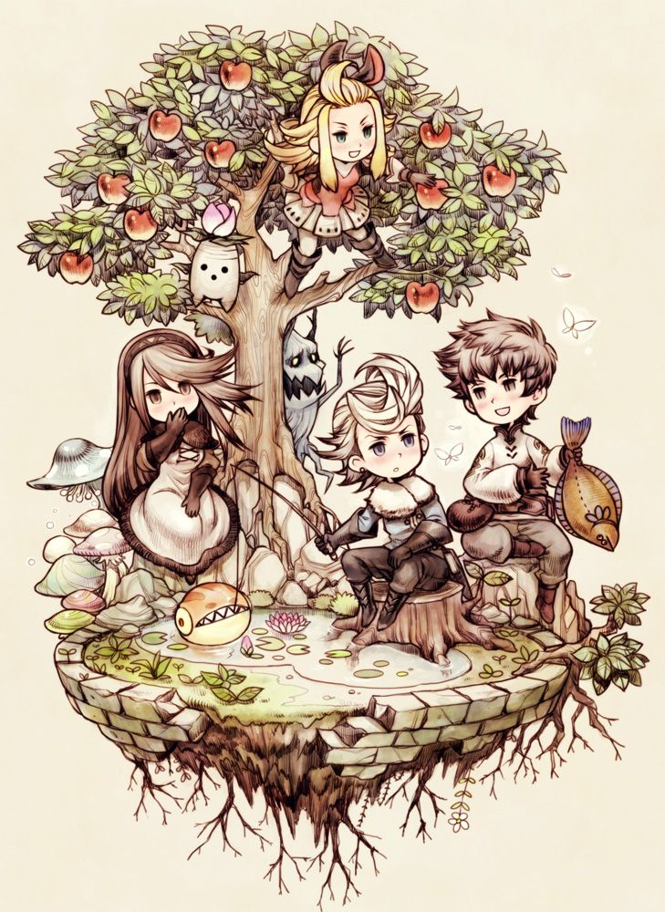 bravely default how to play