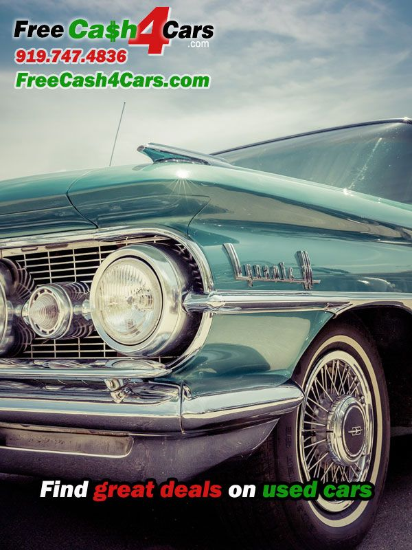 Pin by Free Cash 4 Cars on Cash for Junk Vehicles | Pinterest