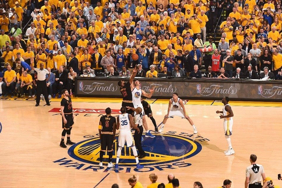 2018 NBA Finals Image source