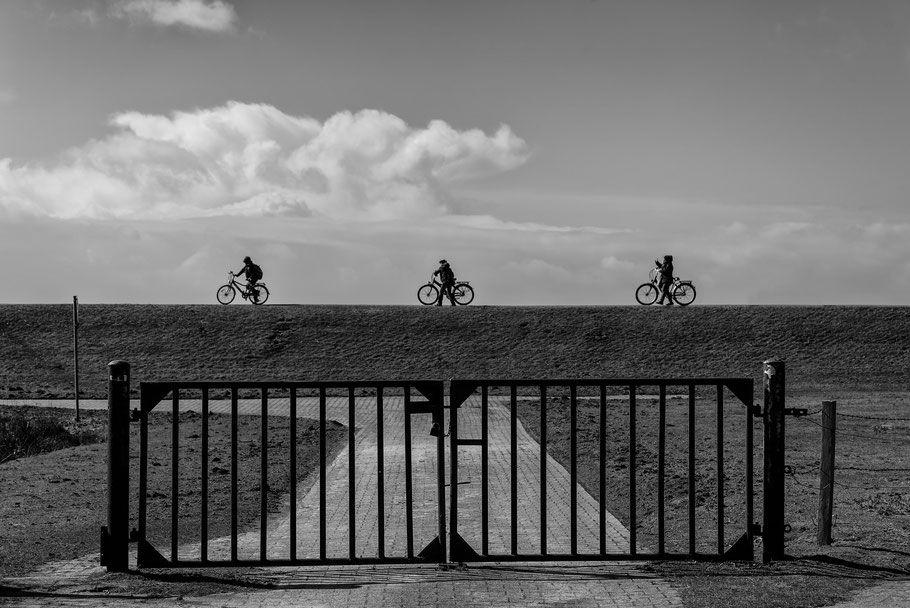 Kai Slaby fotografiert Norderney