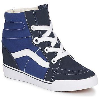 Wedge shoes, Vans shoes, Vans sk8