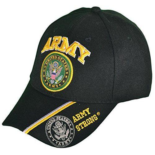Desert Storm Veteran Baseball Cap BLACK Hat U.S. Army Air Force Marines Navy d18dcdc429ae
