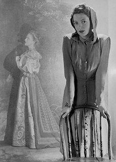 Actress Deborah Kerr 1944 by Cecil Beaton