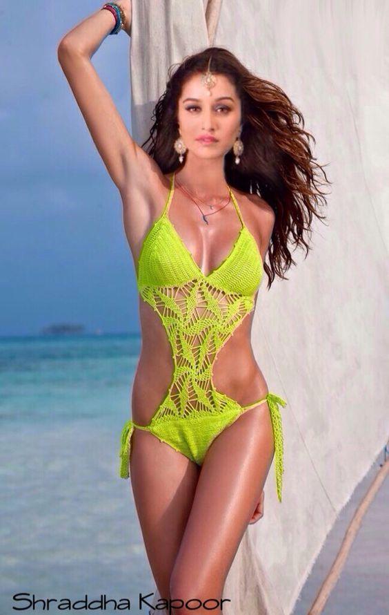 Shradha kapoor in bikini