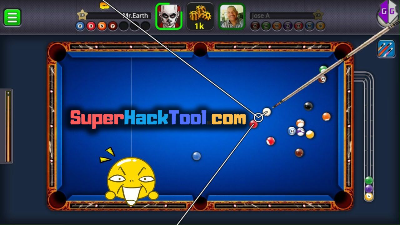 Pin on 8 Ball Pool Hack Download