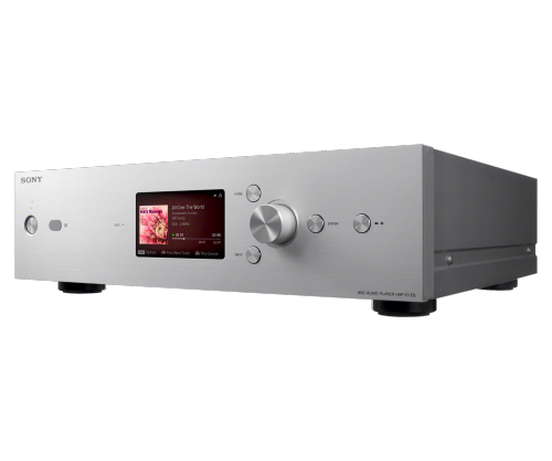 1TB High Resolution DSD Audio Music Player System - HAPZ1ES Review