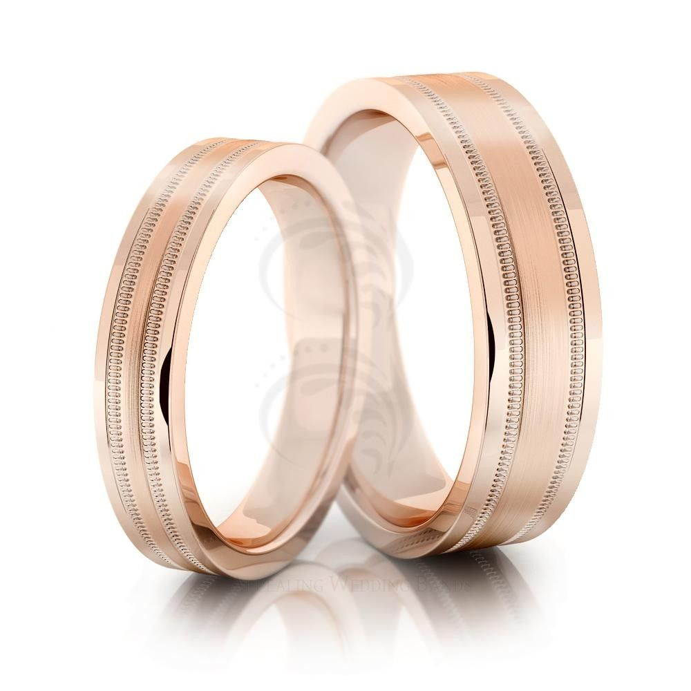 charming comfort fit matching his hers wedding bands 14k yellow gold - His And Hers Matching Wedding Rings