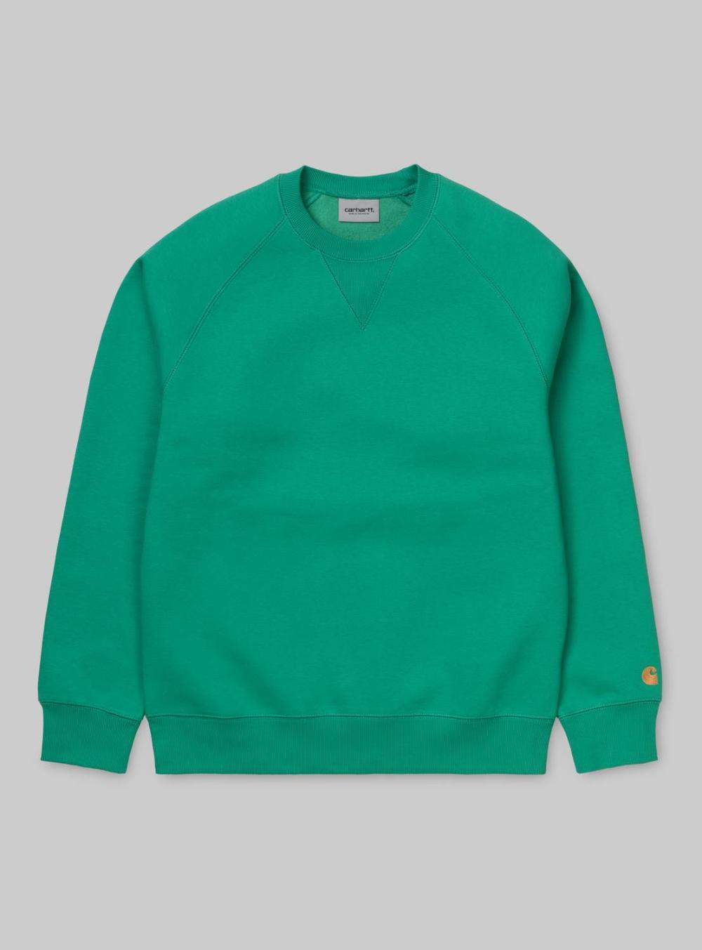 Carhartt WIP Chase Sweatshirt – RAG Shop