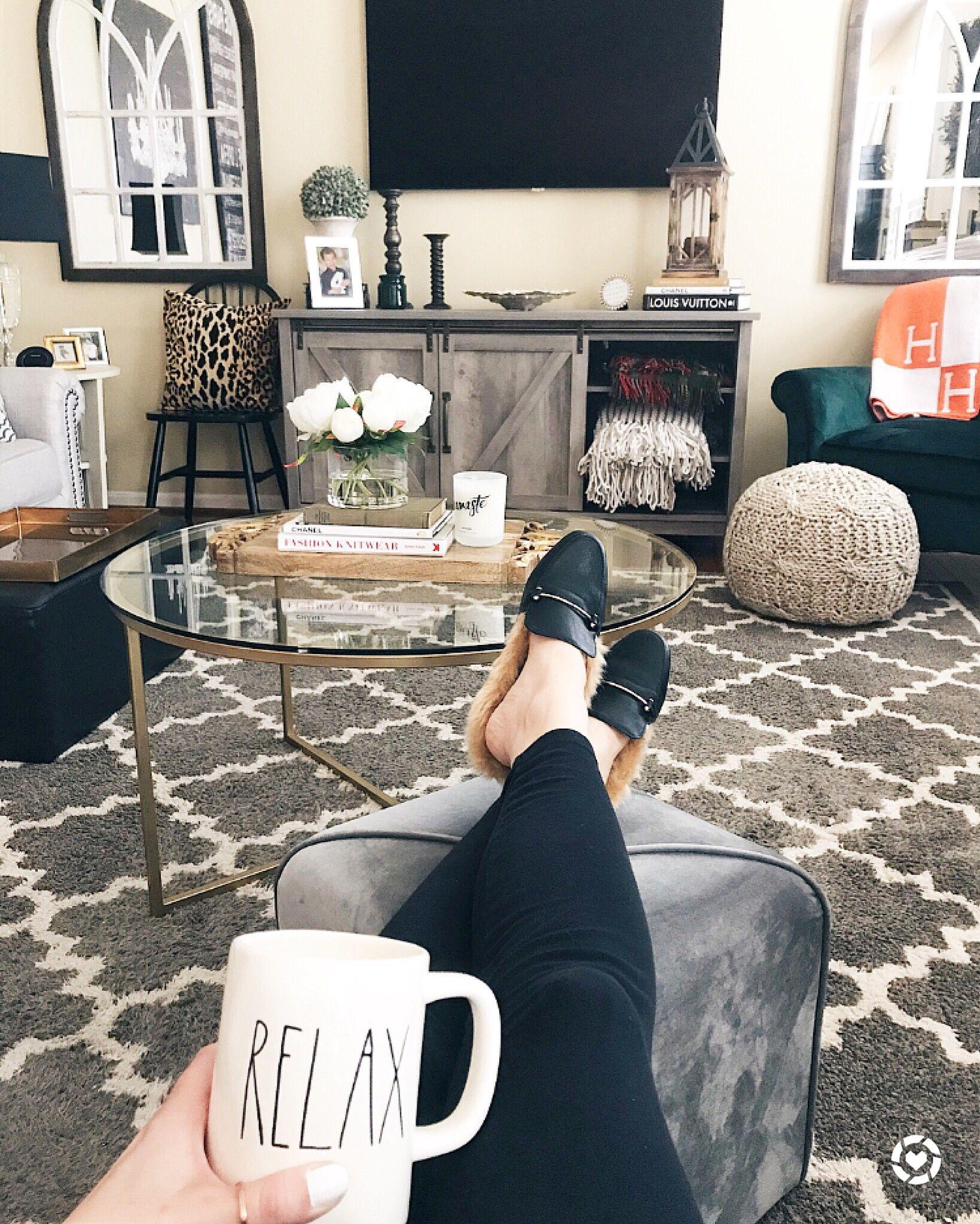 Living Room Decor Interior Design Rae Dunn Home Design