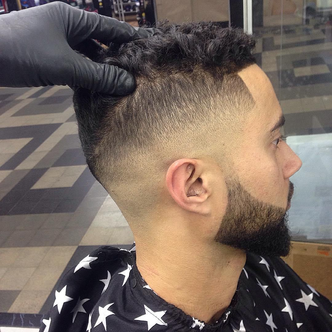 Beard With Fade Haircuts Fade Haircut Designs Fade Haircut Designs Tumblr Fade Haircut Designs Lines Fade Haircut Designs Gallery Fade Hairstyle Designs Bal