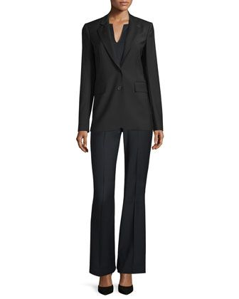 f8fec630740e Aaren+Continuous+Jacket+&+Jotsna+Continuous+Pants+by+Theory +at+Neiman+Marcus.