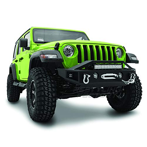 Restyling Factory Black Textured Front Bumper Best Price Oempartscar Com In 2021 Jeep Jeep Wrangler Jeep Wrangler Bumpers