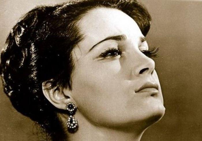Одна из самых красивых актрис советского кино | Фото: kino ...