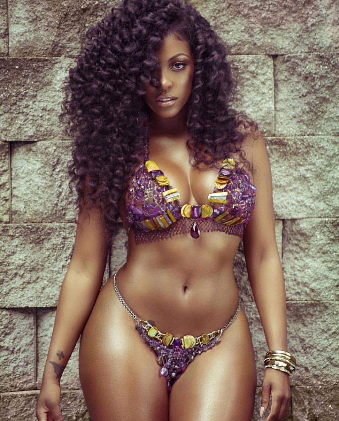 f0982bf3e2f89 Porsha Williams Beautiful Body, Beautiful People, Beautiful Black Women,  Beautiful Curves, Beautiful