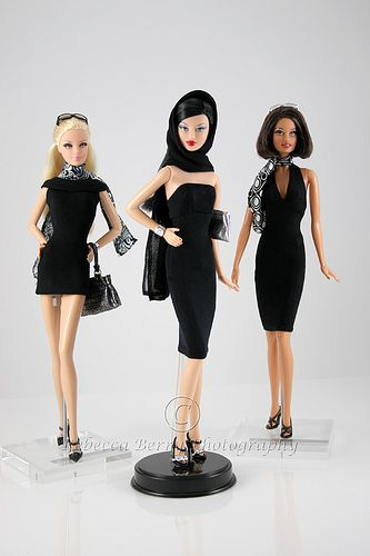 Barbie Basics 1   Flickr - Photo Sharing!