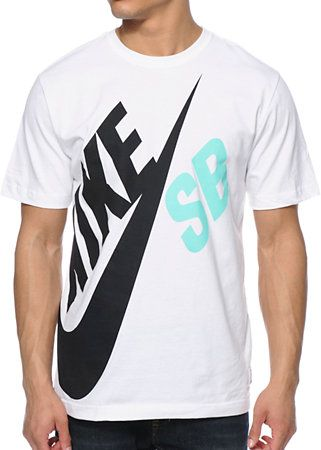 8894850c8fc Nike SB Big SB Tee Shirt at Zumiez   PDP