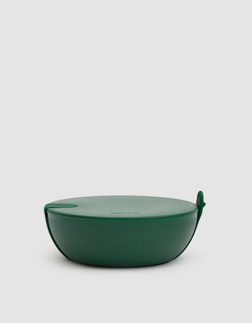 Porter Plastic Lunch Bowl In Green With Images Lunch Bowl