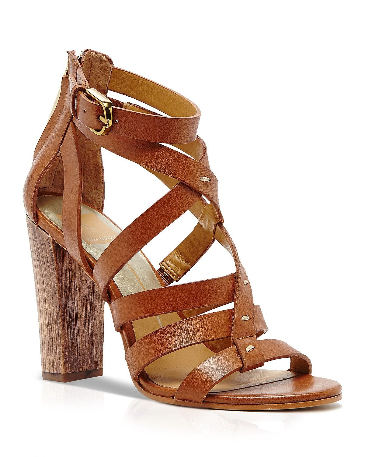 be06d235301 Dolce Vita Open Toe Sandals - Nolin High Heel