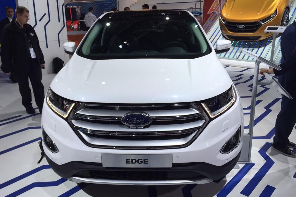 The Ford Edge Carleasing Deal One Of The Many Cars And Vans