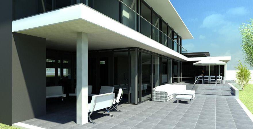 Afbeeldingsresultaat voor veranda modern veranda