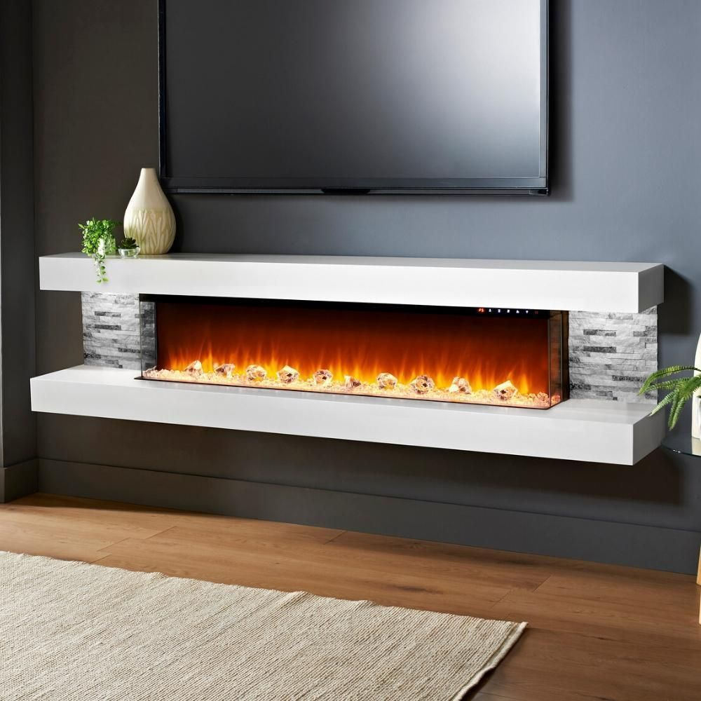 20++ 20 electric fireplace ideas   LivingRoomReference