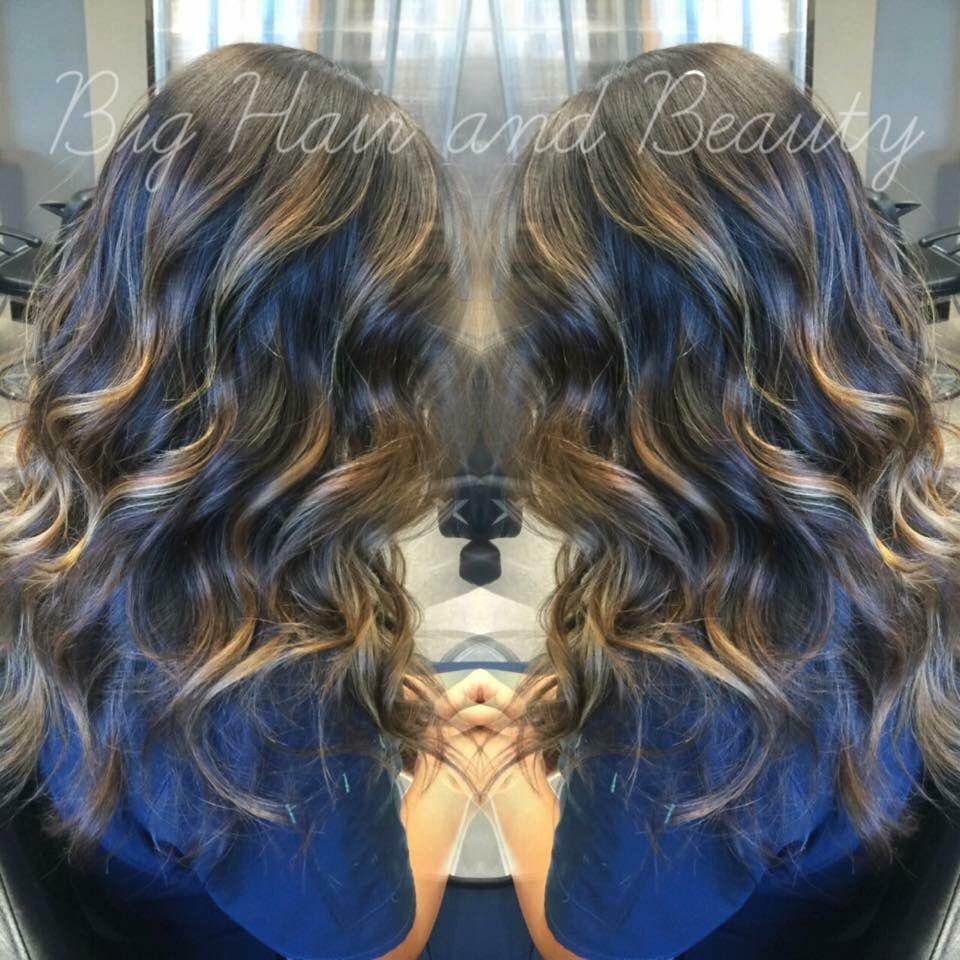 Balayage peek a boos  Big Hair and Beauty on Facebook