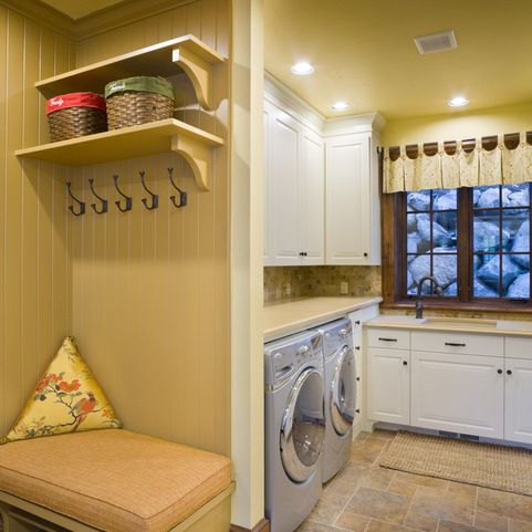 l shaped laundry design ideas, pictures, remodel and decor