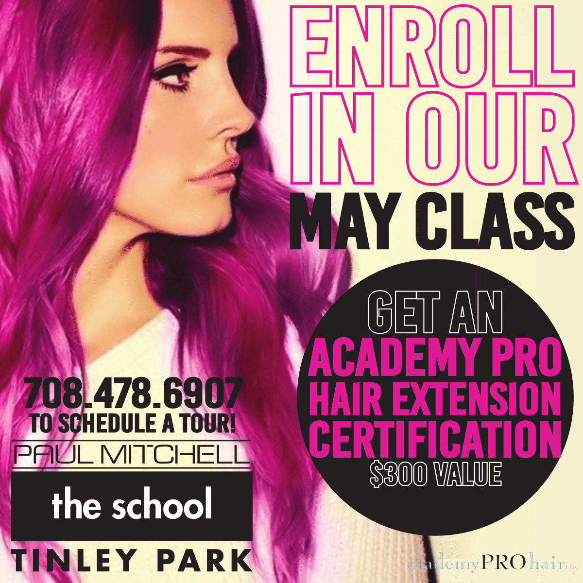 Give your career a new look at Paul Mitchell! Start now