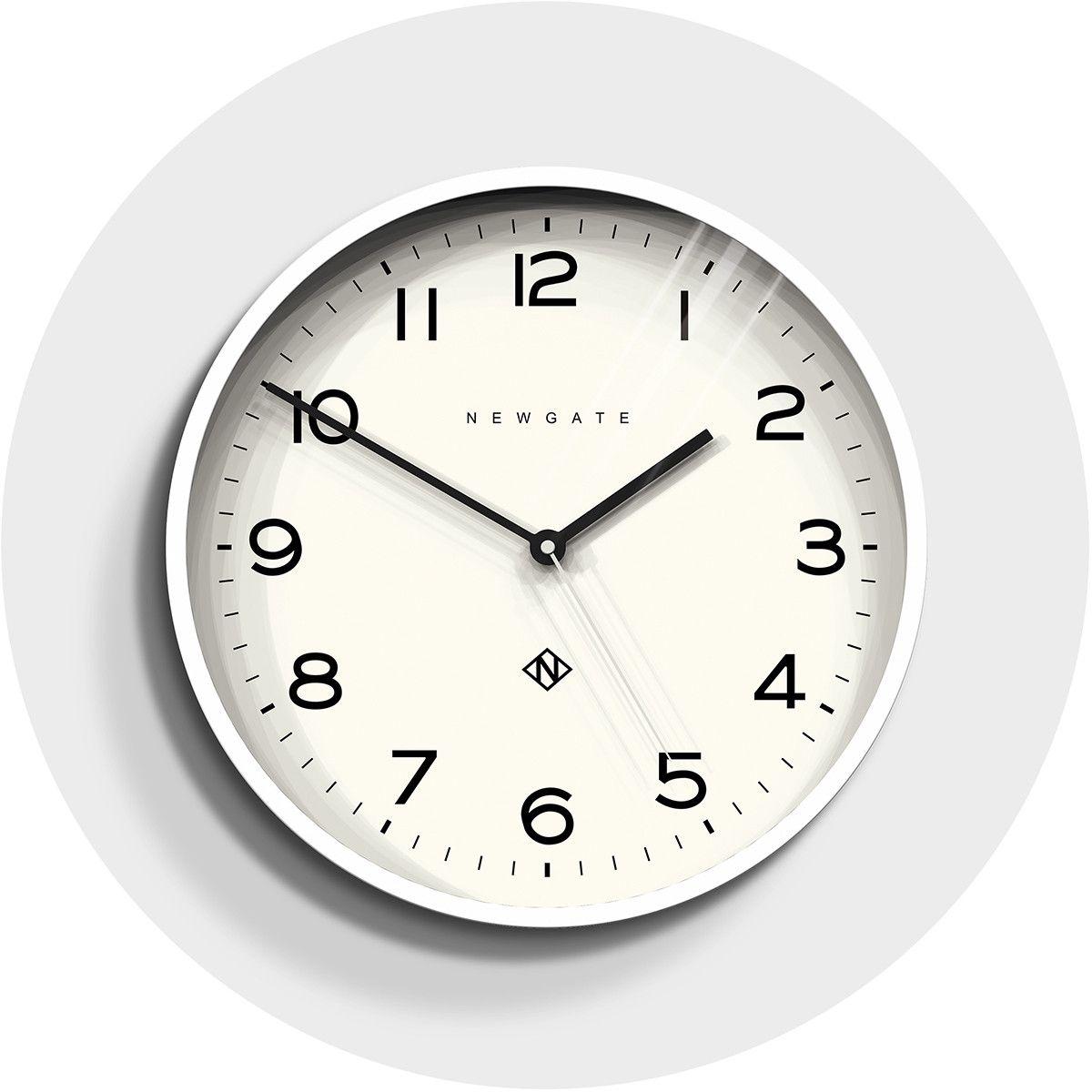 Echo Number Three Yellow Wall Clocks Clock Grey Wall Clocks