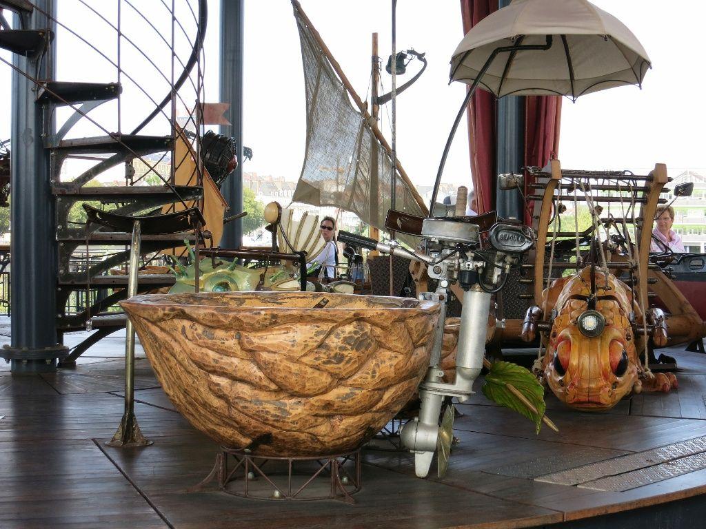 Le carrousel des mondes marins les machines de l le nantes 1024 768 machines de l - Le carrousel des mondes marins ...
