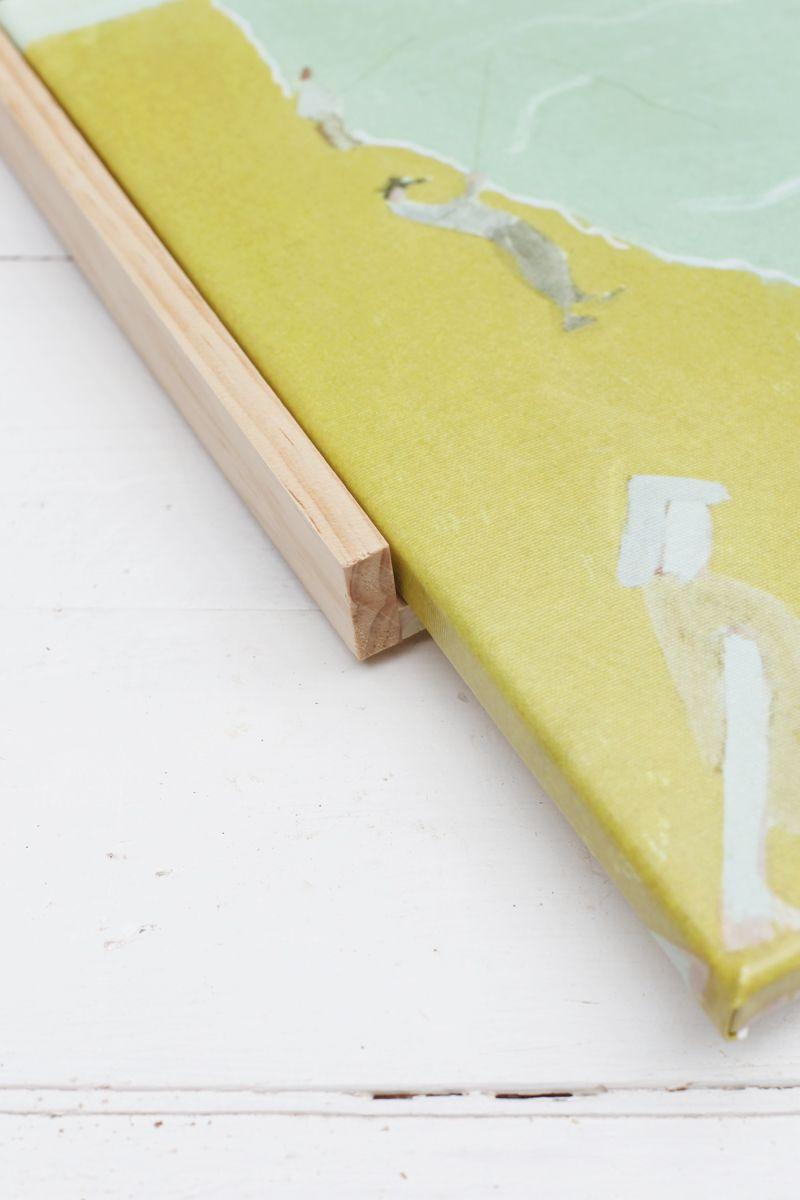 DIY Custom Framing—No Power Tools Required! - A Beautiful Mess | DIY ...