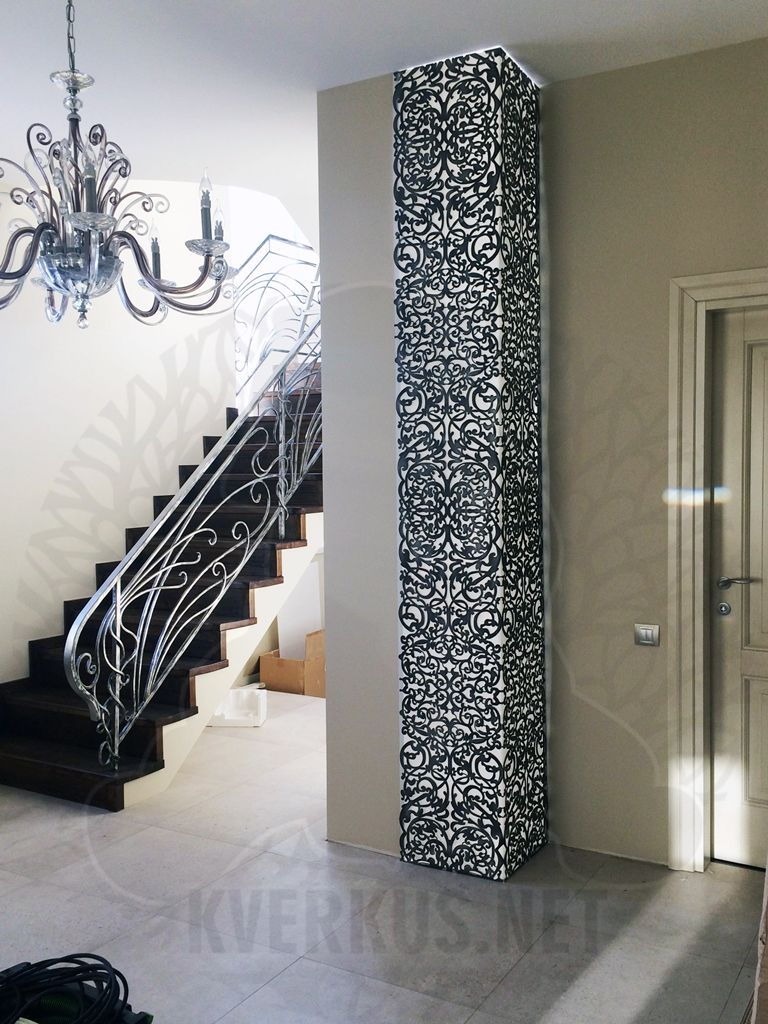 Modern Columns pinmhmoud oun on cnc | pinterest | cnc, columns and modern stairs