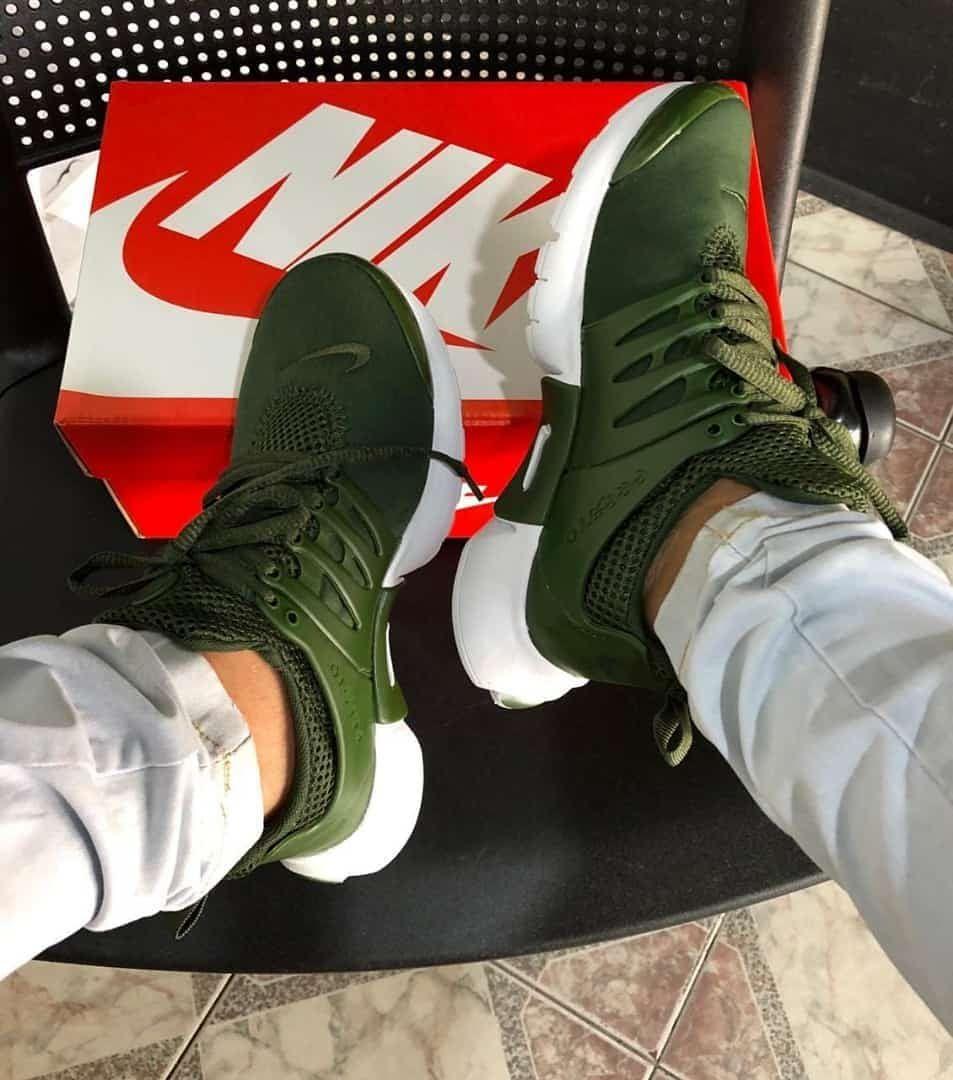 nike presto verdes