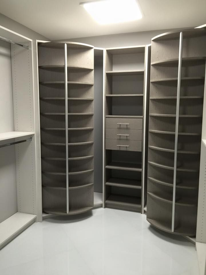 Its Just So Practical And Cool 360 Degree Spinning Closet