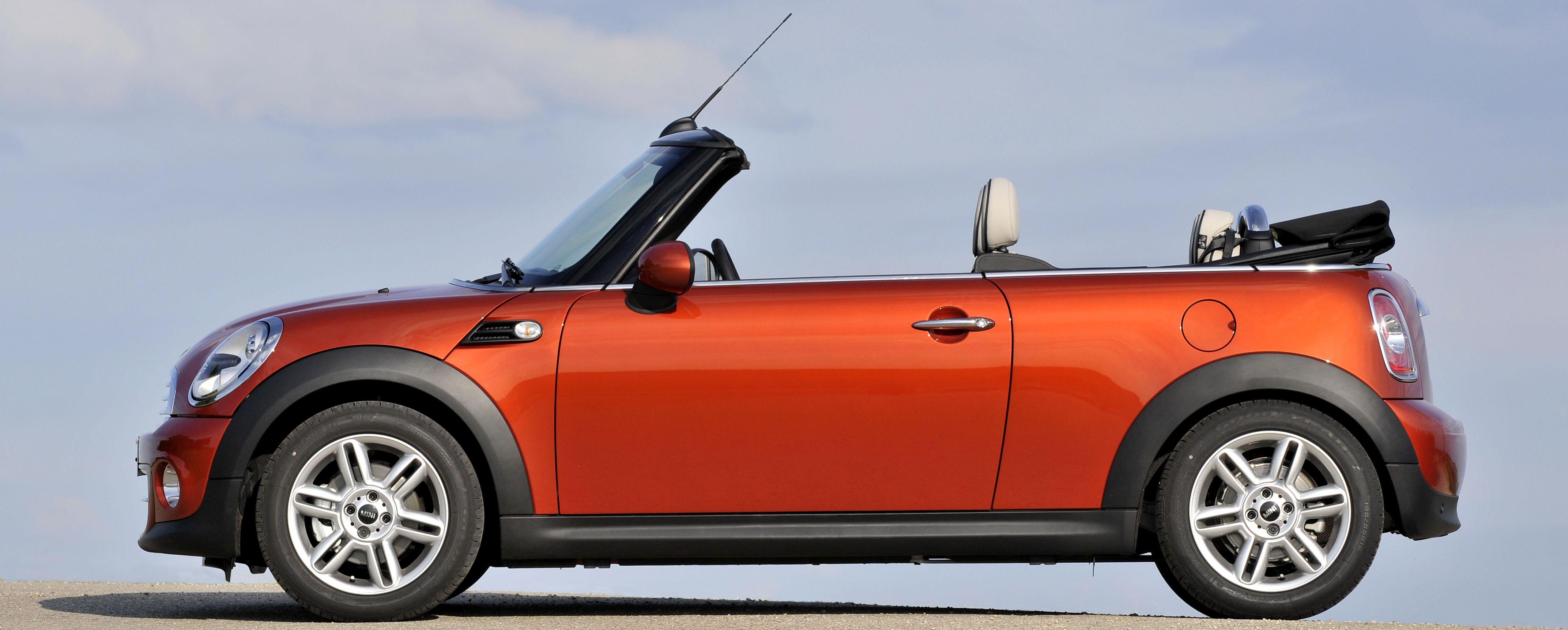 My Spice Orange Mini Cooper Convertible Orange Car New Cars Mini Cooper Convertible