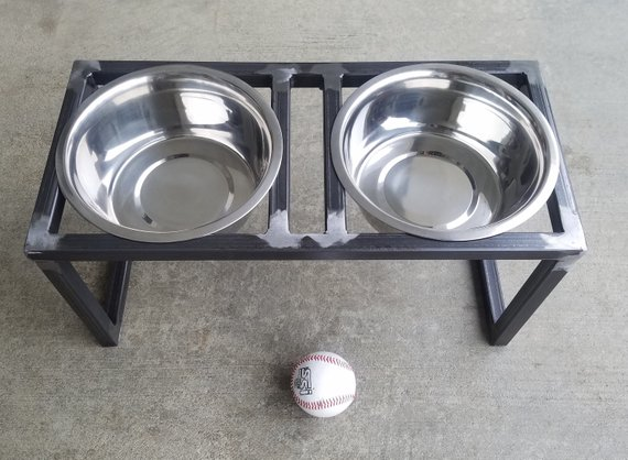 This Handcrafted Pet Feeder Elevates Your Pets Food Water To A