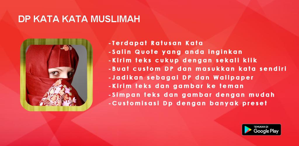 Gambar N Kata Muslimah Download Dp Kata Kata Muslimah