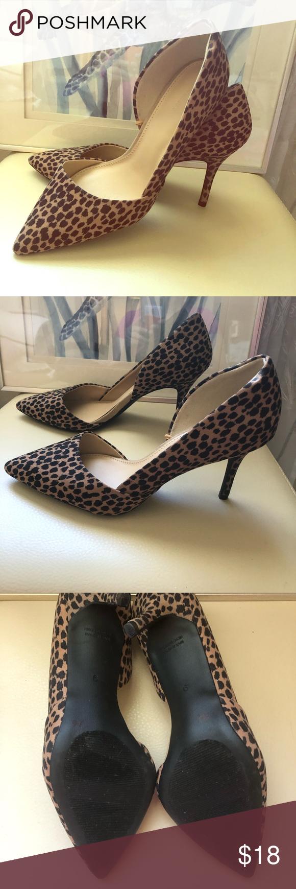 🎁🎁OLD NAVY LEOPARD PUMPS | Leopard