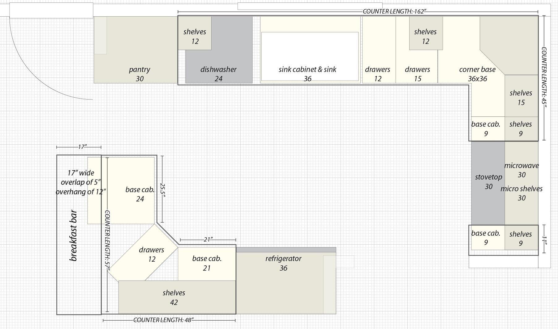 Image Result For 12 X 20 Kitchen Design Kitchen Layout Galley