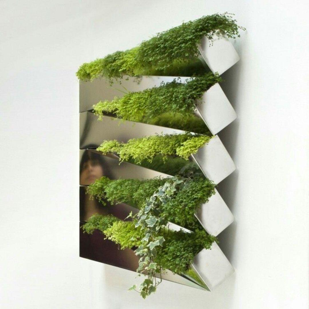 Beautiful Vertical Garden Ideas: How To Design Beautiful Vertical Garden (30 Best Pictures