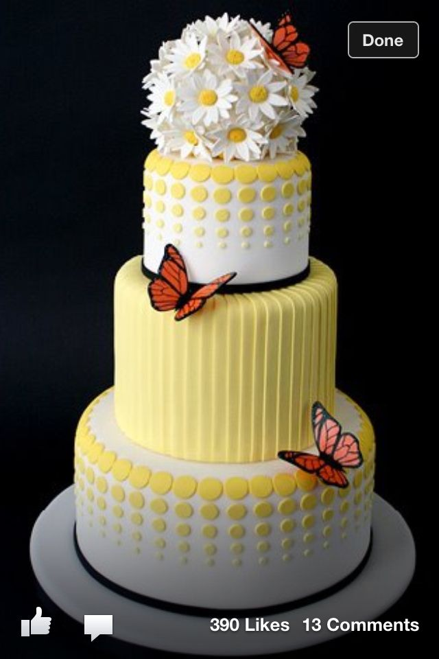 Beautiful...no butterflies | cakes | Pinterest | Butterfly, Cake and ...