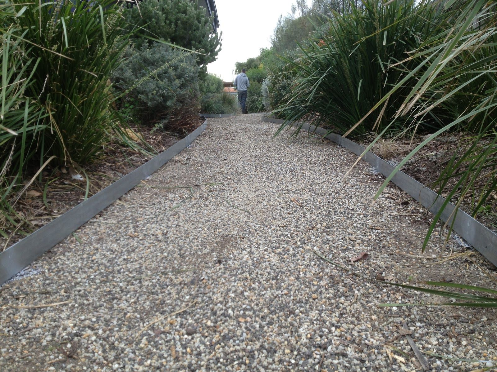 Superieur Galvanised Steel Garden Edging, Low Maintenance Long Lasting.