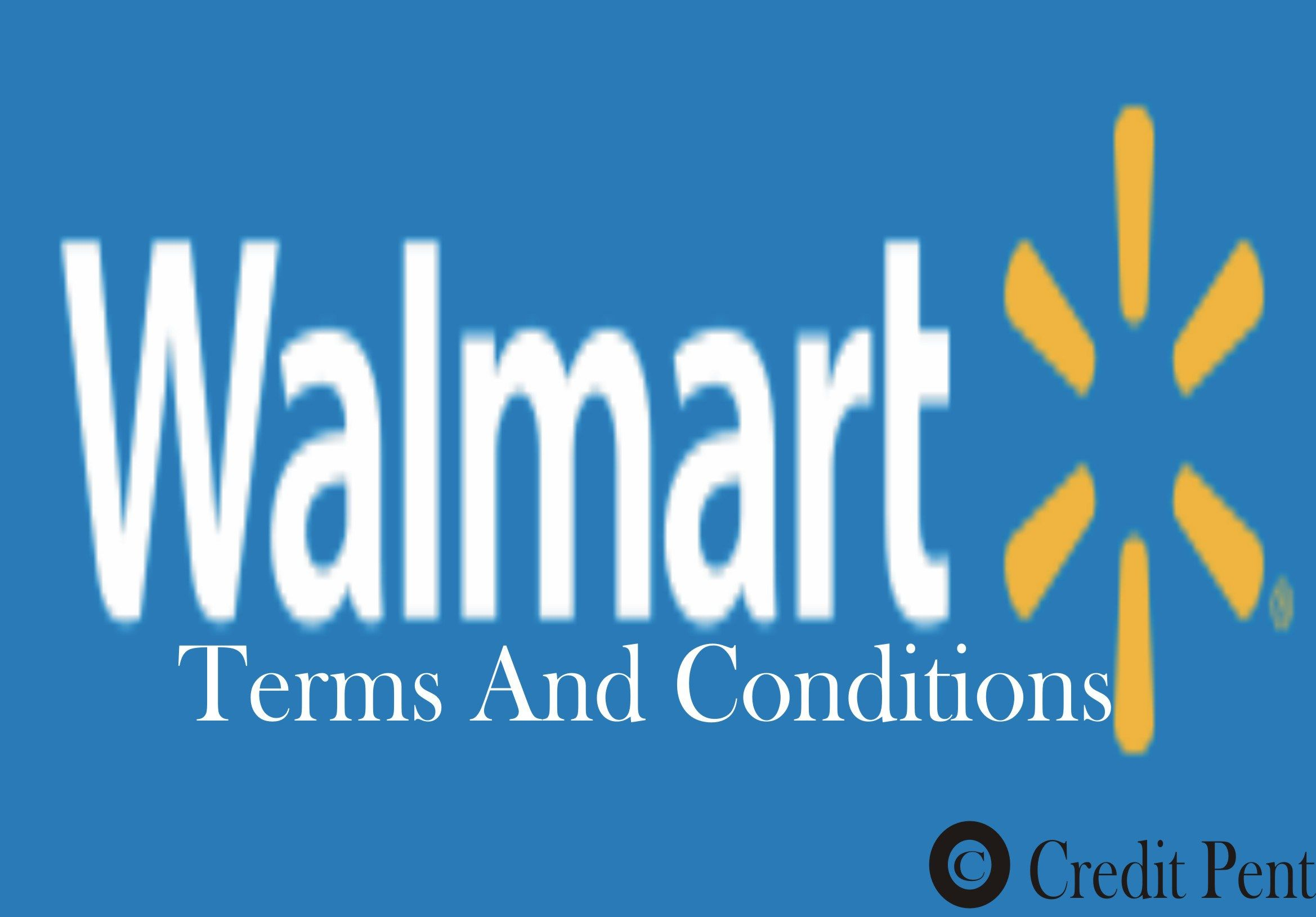 Walmart Credit Card Terms And Conditions Grace Period