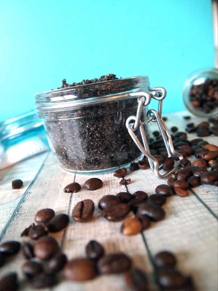 Easy DIY Coffee Scrubs for Face, Body and Lips Homemade