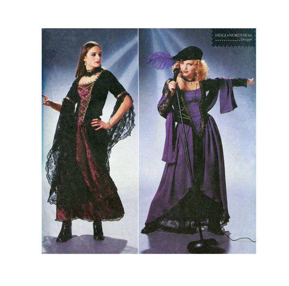 105 Best Images About Renaissance Sewing Patterns On Pinterest: MEDIEVAL CORSET DRESS Pattern Renaissance Bar Wench