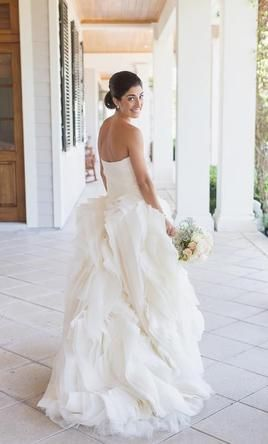 8d014d53394d Vera Wang Diana: save $3,000 on this dress on PreOwnedWeddingDresses.com