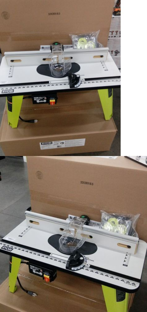 Router Tables 75680 New Ryobi A25rt02g Universal Router Table 32