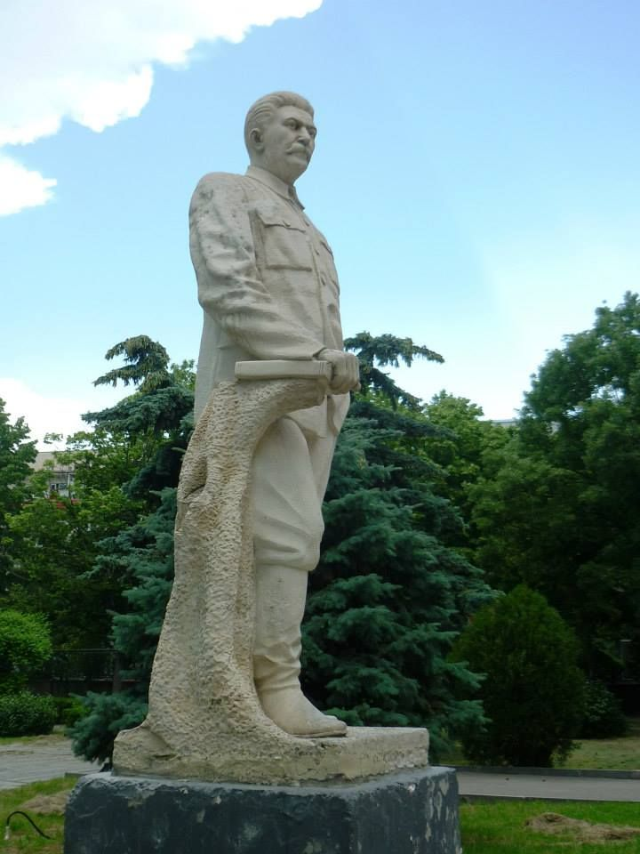 Stalin Museum in GORI Georgia