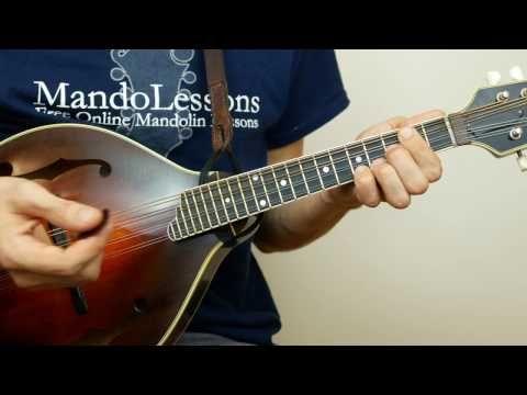 Shady Grove Part One Chords Lyrics Mandolessons Mandolin